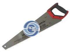 Ножовка по дереву 500мм закл.зуб шаг 7мм (matrix)