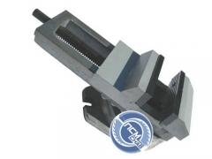 Тиски станочные 7200-0206-13 100мм чугун (БЗСП)