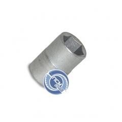 Головка торцевая 10мм с кв на 12,5мм 6гр.цинк (НИЗ)