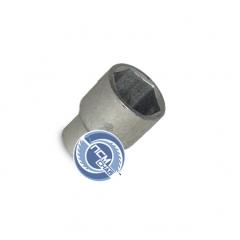 Головка торцевая 12мм с кв на 12,5мм 12гр.цинк (НИЗ)