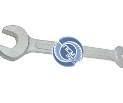 Ключ гаечный рожковый КГД 17х19 цинк (ПИЗ)