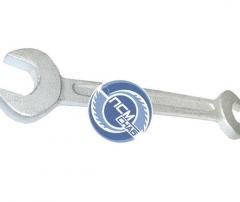 Ключ гаечный рожковый КГД 22х24 цинк (ПИЗ)