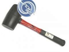 Киянка резиновая 680гр. с ручкой (HP)