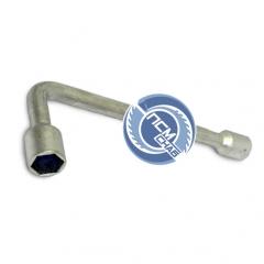 Ключ торцевой изогнутый КТИ 11х11 (БЗСМИ)