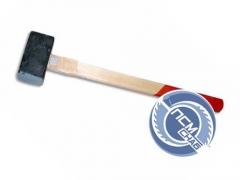 Кувалда 10кг кованная с ручкой (Останкино)