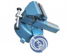 Тиски слесарные с мех.привод ТССП-140мм (ГЗМ)