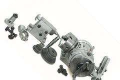 Универсальная  делительная головка УДГ-Д-250 А